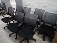 Кресло оператора Chairman CHAIRMAN 696 серый