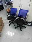 Кресло оператора CHAIRMAN 696 синий