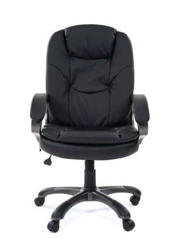 Кресло руководителя Chairman 668 Черное