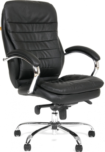 Кресло руководителя CHAIRMAN 795 черный