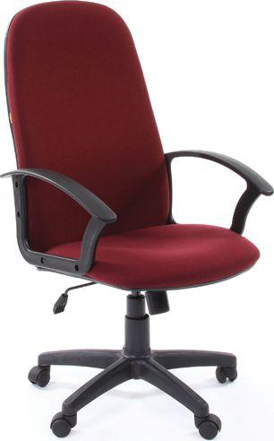 Кресло руководителя CHAIRMAN 289 NEW бордовый