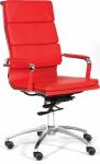 Кресло руководителя CHAIRMAN 750 красный