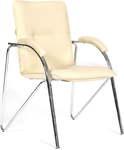 Кресло посетителя CHAIRMAN 850 Terra 101 бежевый
