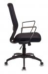 Кресло руководителя Бюрократ Бюрократ CH-899/B/TW-11 Спинка сетка