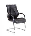 Кресло для посетителя Chairman CHAIRMAN FUGA  V черный
