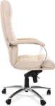 Кресло руководителя CHAIRMAN 480 экокожа Бежевый