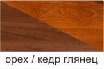 Орех/Кедр глянец