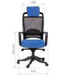 Кресло руководителя CHAIRMAN 283 Ткань 26-21