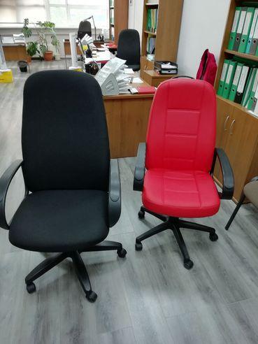 Кресло руководителя CHAIRMAN 279 JP 15-2 черный