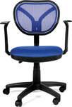 Офисное кресло для оператора CHAIRMAN 450 New синий