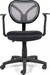Офисное кресло для оператора CHAIRMAN 450 New черный