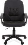 Офисное кресло для оператора CHAIRMAN 651 Эко черный