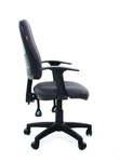 Офисное кресло для оператора Chairman CHAIRMAN 661 Темно-серый