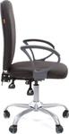 Офисное кресло для оператора CHAIRMAN 9801 серый